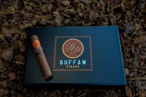 Guffaw Limited Edition cigars have a full flavor medium body